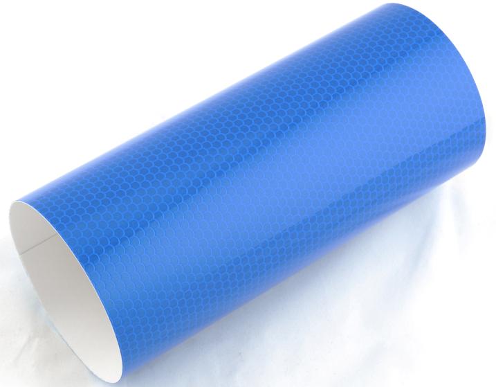 reflective sheeting hip blue