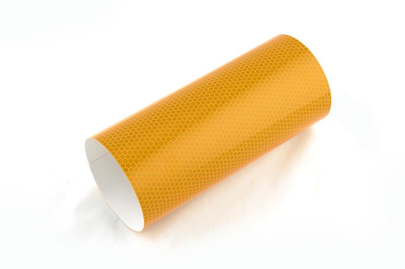 reflective sheeting hip yellow