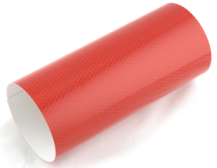 reflective sheeting hip red