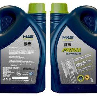 MAG Prima Extreme 5W-40 Green Label
