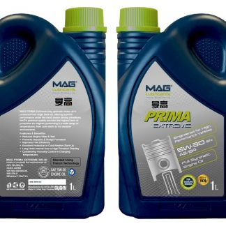 MAG Prima Extreme 5W-30 Green Label